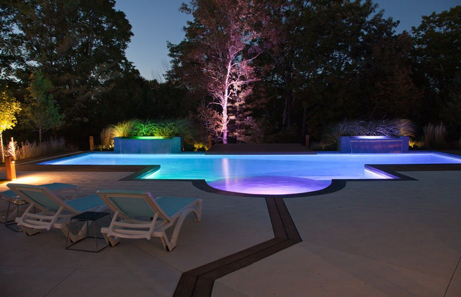 Custom Landscaping and Pool Design in the London Area