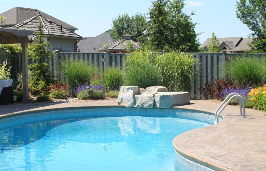 Construction & Management of Landscaping & Swimming Pools